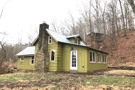Cottage in the Woods - Nashville - House