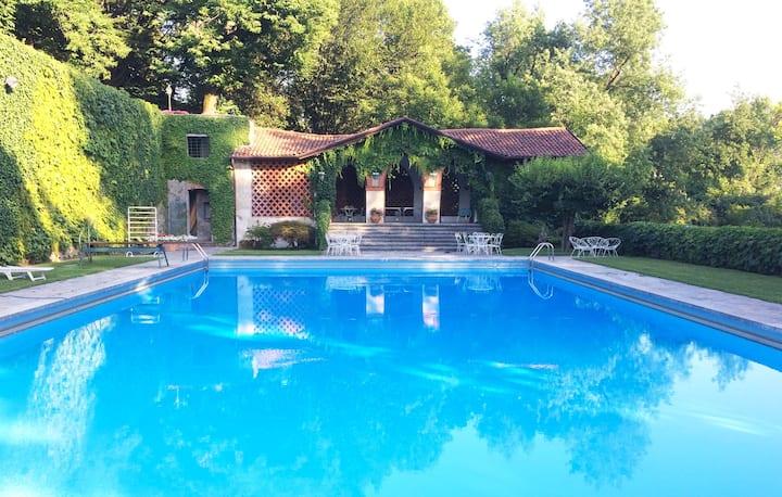 Vescogna Country House - Camera matrimoniale