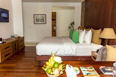 Modern wooden retreat in Charming City - Krong Siem Reap - Appartement