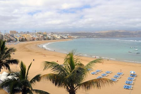 Perfect stay at the best Canteras beach area - Las Palmas de Gran Canaria