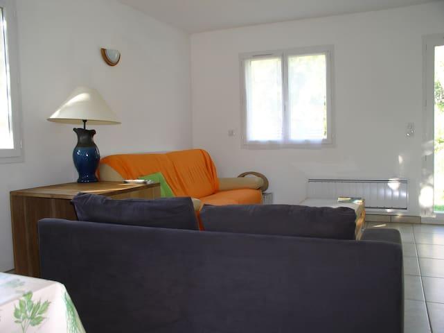 Maison calme proche plage - Prunelli-di-Fiumorbo - Haus