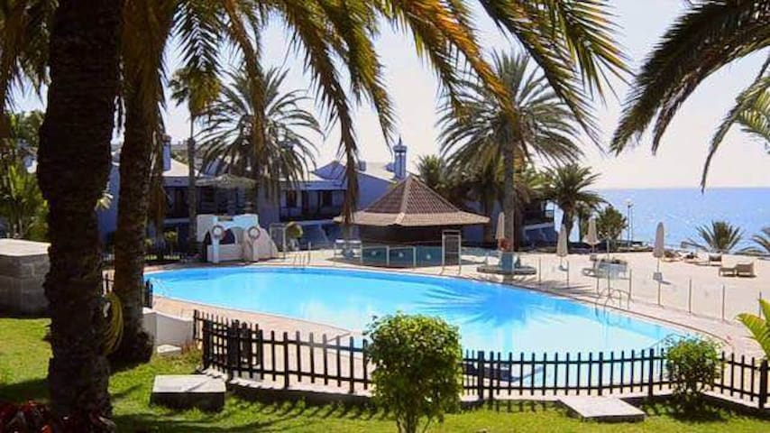 Wonderful apartment with ocean views - Maspalomas - Daire
