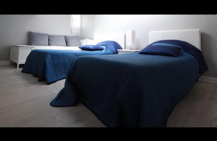 Biarritz : Appartement dans maison basque