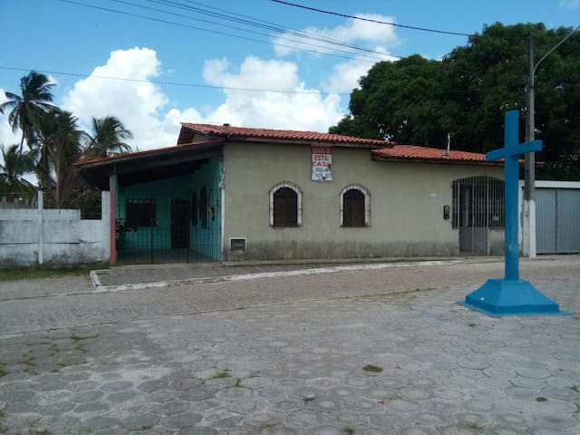 Casa de Praia - Salinas da Margarida - Dům