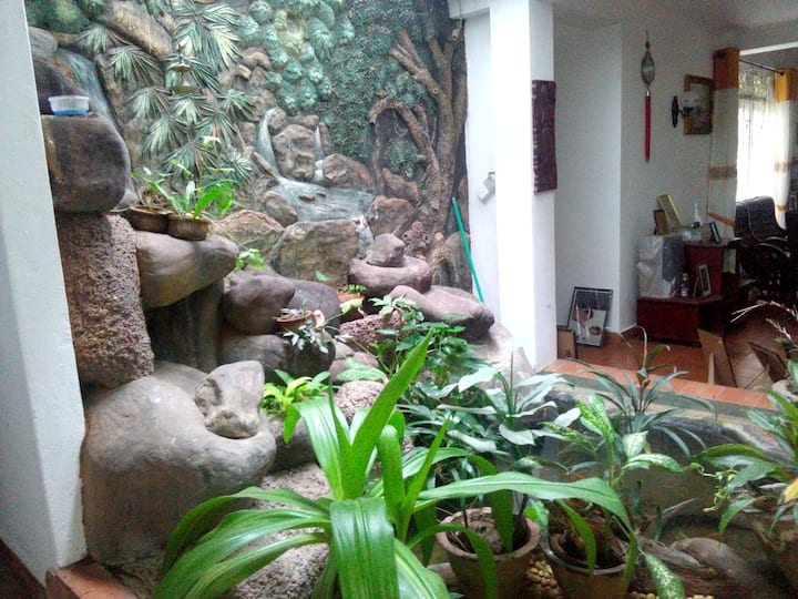 'Nature's image' home stay