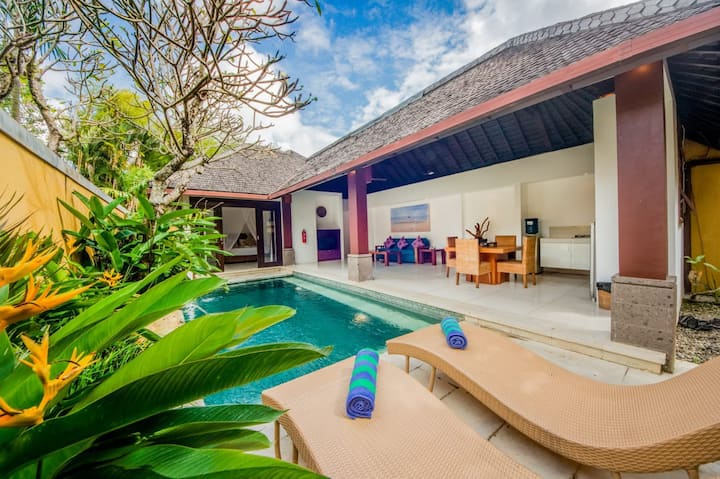 Umalas one bedroom with private pool