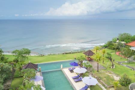 Million$ SeaView cabins above Ocean Cliffs #OS1 - Kuta Selatan - 통나무집