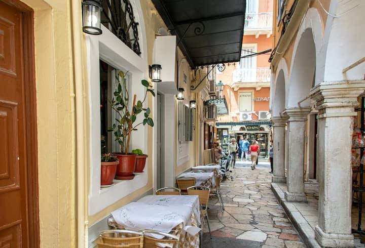 Corfu Old Town Apartman