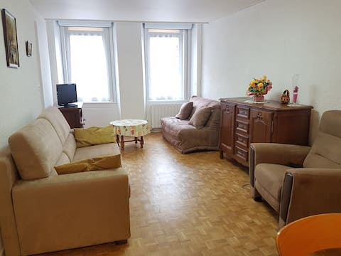 Appartement au coeur de Saint Claude