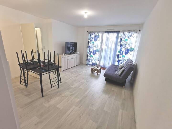 Appartement proche du centre ville de Nantes