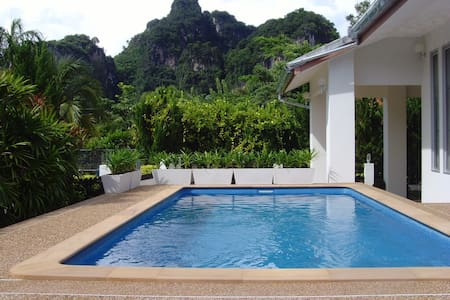 Bann Preeya Private Pool Villa - Ao Nang - วิลล่า