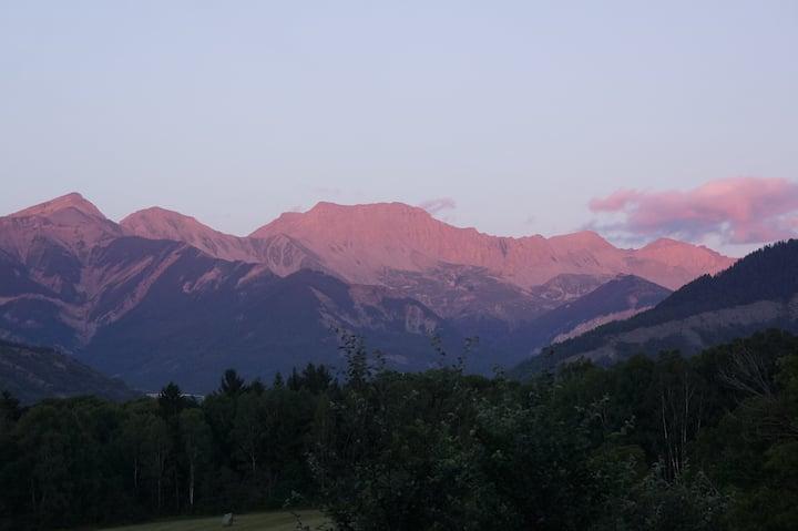 Ferme 4 saisons dans les Alpes de Haute Provence