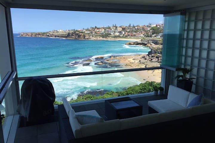 Breathtaking beachfront luxury - Tamarama - Apartamento