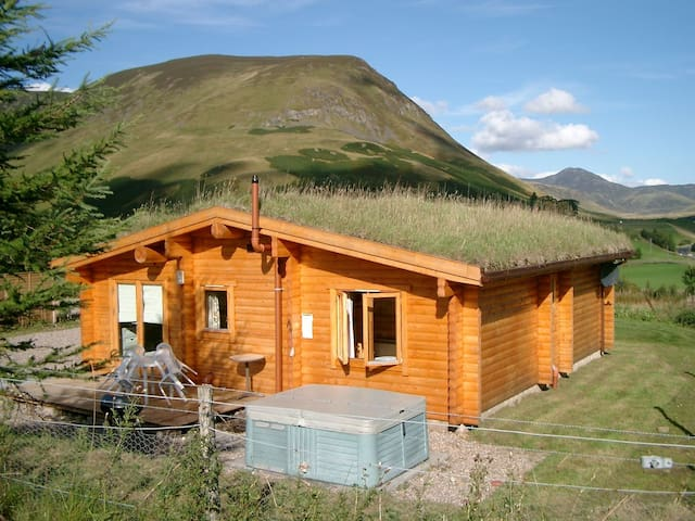 Dalhuddal at Glenbeag Mountain Lodges