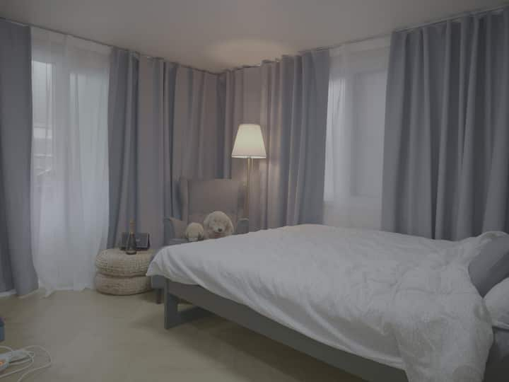 BRAND NEW) Heavenly home in Seoul, Cozy studio