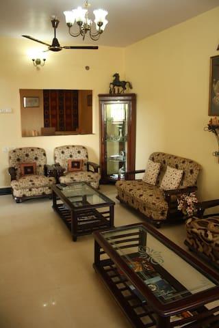 Row Villa 6, Silver Category, Incredible India