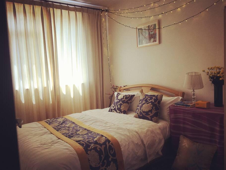 这是卧室二