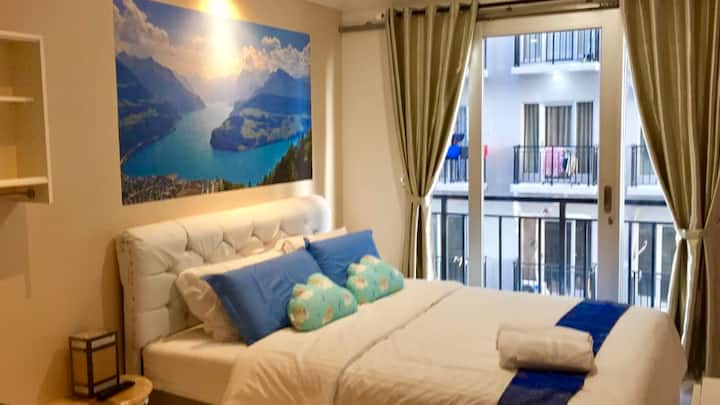 BRUNNEN Bellevue comfort apartement, Bandung City