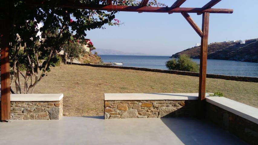 Kythnos Beach House ON Simousi Beach