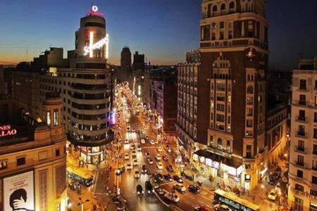 Precioso piso en madrid centro - Madrid - Apartment