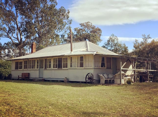 Charming country cottage - Dungog  - Rumah