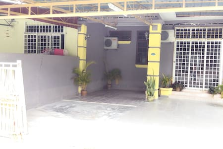 Mentary Stay 3 Townhouse Pasir Mas - Townhouse