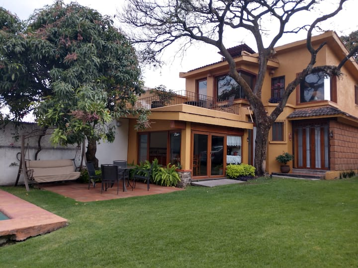 Casa con la mejor vista en Cuernavaca