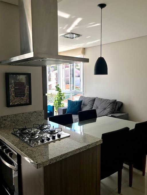Cozinha/Sala