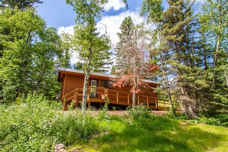 Superior Escape is a tiny home near big adventure on Lake Superior`s North Shore