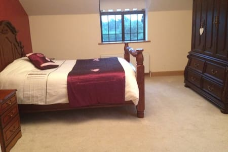 Ballinakil Horseleap, Moate- 2nd bedroom avail