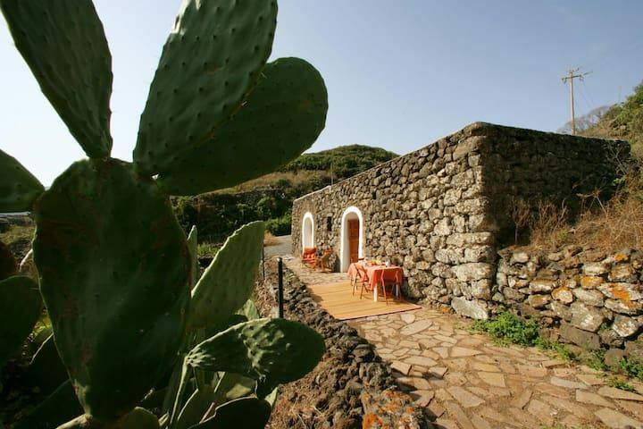 Casa Vacanze Pantelleria Dammuso nella natura