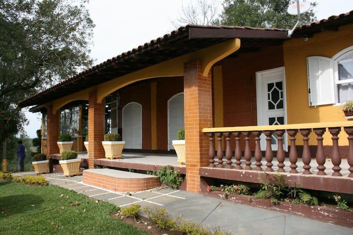 Chácara Solevante ☀️Linda casa de campo para lazer!