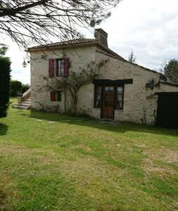 Maison lotoise avec piscine privée - Saint-Matré - 獨棟