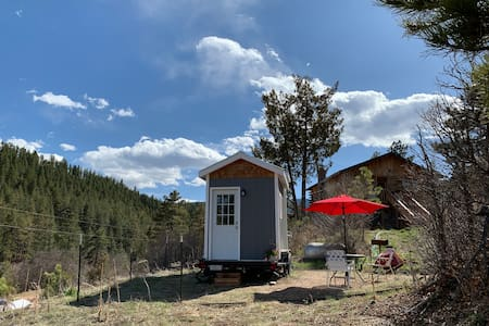 Beulah Tiny House — nightly or weekly rates.