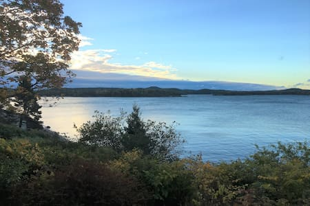Sweeping Views with Private Beach in Castine - Castine