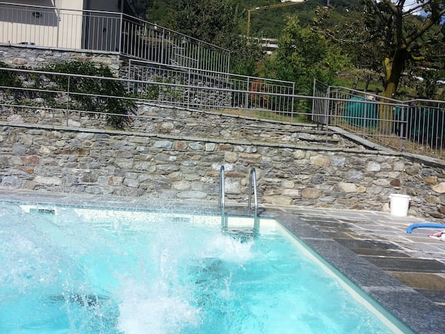 Casa bellavista Emma - Vercana - Apartament