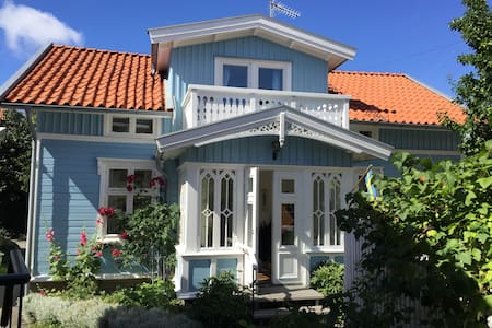 Charming house in beautiful fishing village - Orust V