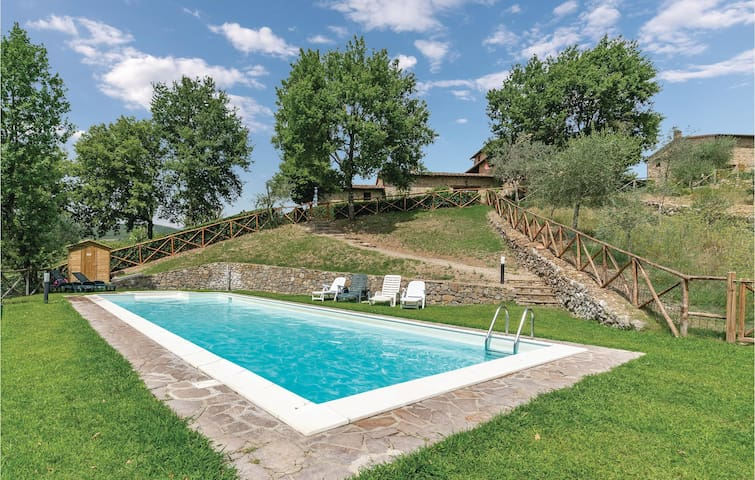 Holiday apartment with 2 bedrooms on 85m² in Castelnuovo B.ga SI