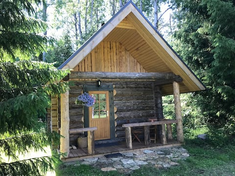 Haaviku Nature Cottage in Lahemaa National Park