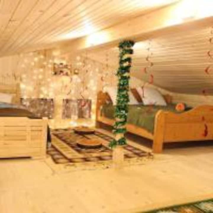 Bakuriani Residence apartment