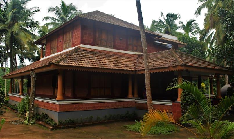 Poonthanam riverside villa - full villa
