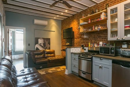 Delightful Refuge in Bedstuy - Brooklyn - Apartment
