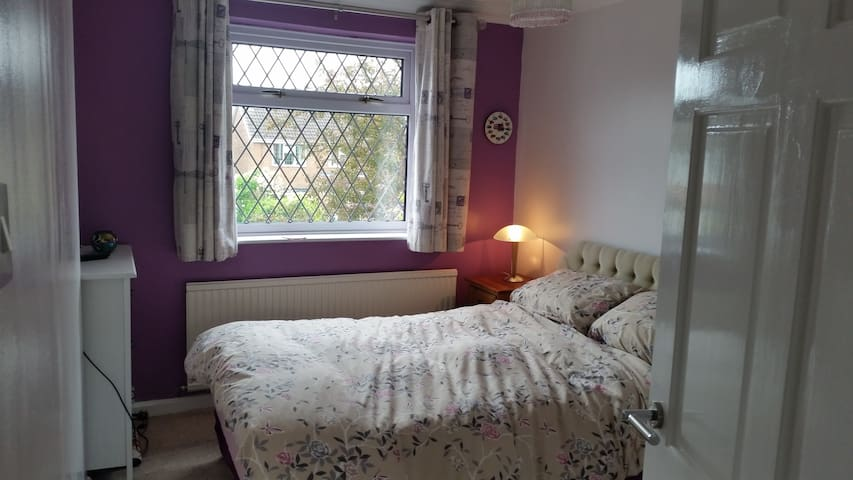 Double Room - Netherton - Bed & Breakfast