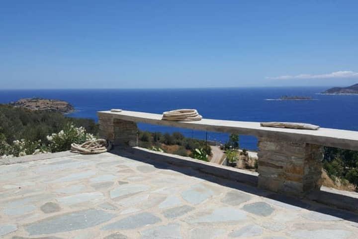 Aegean Blue Panorama House!