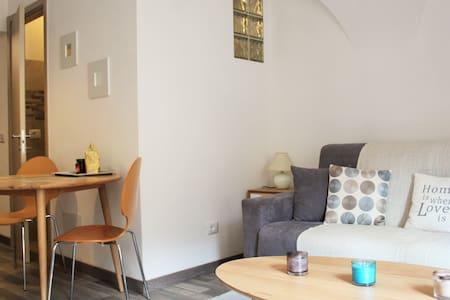 Superbe studio centre Badalucco - Badalucco - Appartement