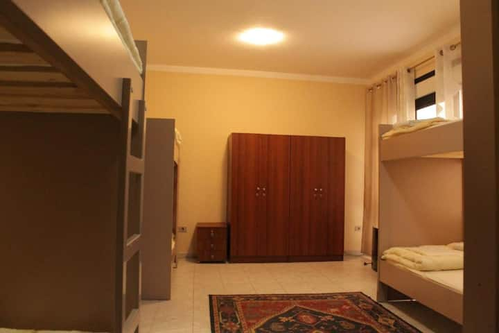 Dormitory Rooms ideal for group reservations
