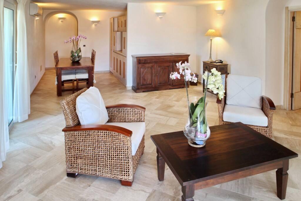 Esempio zona giorno appartamento / Living Room example