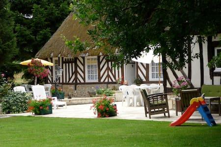 LE PRESSOIR DE BETHEL - Chambres d'hôtes - Saint-Pierre-du-Val
