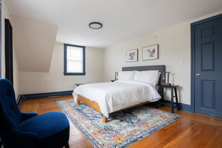 Sunny East Side Bedroom w/Off-Street Parking