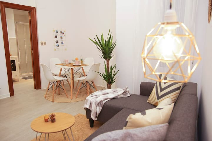 Apartamento tranquilo Casco Viejo
